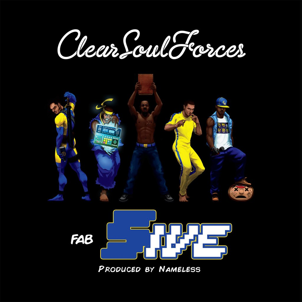 Clear Soul Forces music